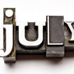 The-month-of-July